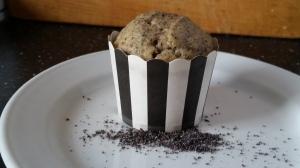 Mohn Joghurt Muffin